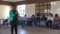 COVID Kenya Mental Health Refugees USAGM