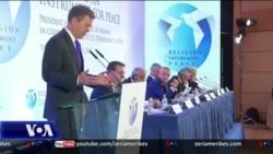 SHBA nxit politikanët e Ballkanit të bashkëpunojnë me klerikët në dobi të paqes