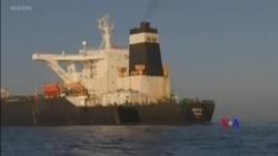 2019-08-16 美國之音視頻新聞: 直布羅陀不顧美國反對釋放了被扣押的伊朗油輪