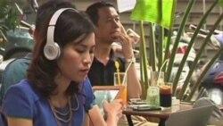 Truyền hình vệ tinh VOA Asia 19/9/2013