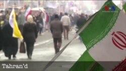 İran Devrimin 38. Yılında ABD'ye Meydan Okudu