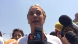 Resistencia pide Tintori para continuar con protestas