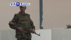 VOA60 AFRICA - JANUARY 21, 2015
