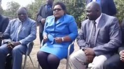 Mujuru: Everyone Should Benefit From Zimbabwe's Independece