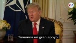 """Trump: Juicio político """"es una pérdida de tiempo"""""""