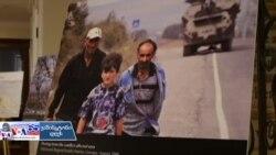 ომის ისტორიები ფოტოებში