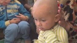 UNICEF: alto riesgo para niños en Raqqa