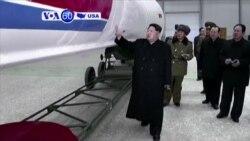 Manchetes Americanas 3 Janeiro: EUA vs Coreia do Norte
