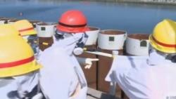 日本福島核電站又發生污染水泄漏事故