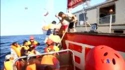 2016-08-30 美國之音視頻新聞: 意大利救起6500名北非船民