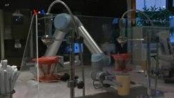 Jepang Luncurkan Robot Barista
