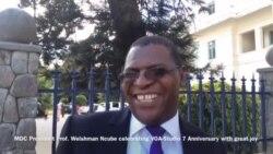 Professor Welshman Ncube: Umsakazo weStudio 7 Utshaya Kuzwele