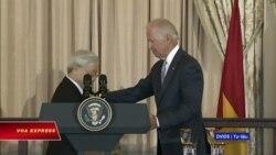 Truyền hình VOA 10/11/20: Cựu đại sứ Mỹ: Việt Nam là đối tác mạnh trong chính sách của Biden