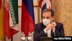 Arxiv fotosu - İranın xarici işlər nazirinin müavini Abbas Araqçı