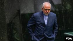 محمد جواد ظریف، وزیر خارجه ایران