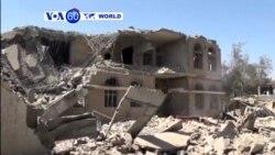 VOA60 DUNIYA: Hare-Haren Da Saudiyya Ke Jagorantaa Ya Kashe Mutane 44 A Yemen, Yuni 08, 2015