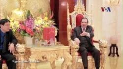 Truyền hình vệ tinh VOA Asia 24/2/2015