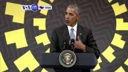 Manchetes Americanas 21 Novembro: Presidente Obama de regresso da cimeira Ásia-Pacífico