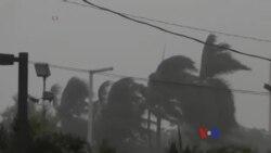 颶風馬修重創海地後再襲佛州
