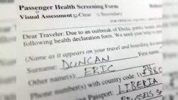 اطمینان خاطر مقام های بهداشتی آمریکا از کنترل ایبولا در ایالت تگزاس