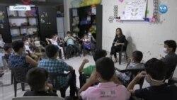 Suriyeli Ravda Barış Elçisi Seçildi
