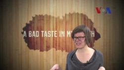 English in a Minute: A Bad Taste in My Mouth