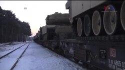 Amerika'dan Polonya'ya Tank Sevkiyatı