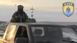 تشدید درگیری های شرق اوکراین در آستانه مذاکرات صلح