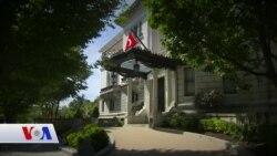 Tarihi Washington Büyükelçilik Konutu Görenleri Büyülüyor