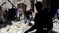 International Diplomats Scramble to Re-establish Syria Truce