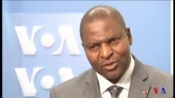 Le président centrafricain plaide pour la levée de l'embargoi sur les armes en Centrafrique