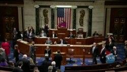 Американський Сенат повертається до роботи після свят, на порядку денному - імпічмент. Відео