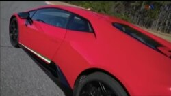 MotorWeek - Bò tót Lamborghini Huracan Performante trên đường đua