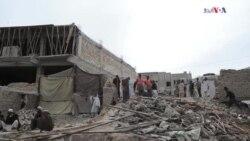 کوئٹہ کچے مکان پر ڈمپر گرنے سے سات افغان ہلاک
