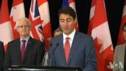 Deklarasyon Premye Minis Kanadyen an Konsènan Moun Kap Mande Azil yo