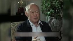بنیانگذار سنگاپور در ۹۱ سالگی درگذشت