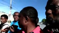 Ayiti: Lidè Pati Pitit Desalin nan Ap Mande Depa Pouvwa an Plas la
