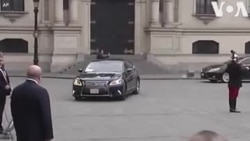 Ճապոնիայի արքայադուստրը Լիմայում հանդիպել է Պերուի նախագահին