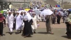 Սաուդյան Արաբիայում շարունակվում է ավանդական ուխտագնացությունը