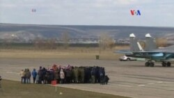 Rusia retira los primeros aviones de Siria