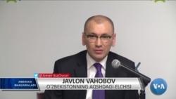 O'zbekiston Vashingtonda muhokamada: Elchi va Oq uy rasmiysi nima dedi?