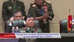 Tân Bộ trưởng Quốc phòng VN ra mắt quan chức an ninh khu vực
