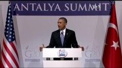 Ось чому Обама вважає, що війна США проти ІДІЛ приносить результат. Відео