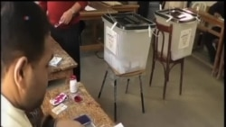 初步點票結果顯示多數埃及選民支持新憲法