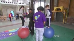 Circus Program Teaches Teens Lessons in Balance, Life
