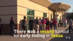 Hispanic Voters Could Show Big Turnout