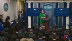 Tensões dentro da Casa Branca