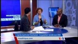 Washington Forum du jeudi 16 juillet 2015 : l'après-tragédie de Charleston