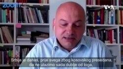 Profesor iz Zagreba Dejan Jović govori o demokratiji u Srbiji