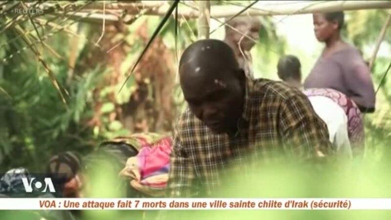 Le Prix Nansen décérné à un militant congolais